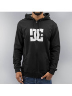 DC Zip Hoodie Star schwarz