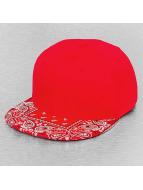 Decky USA Snapback Cap Bandanna red
