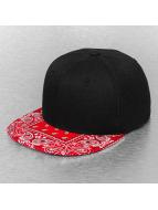Decky USA snapback cap Bandanna zwart