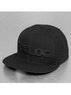 Decky USA snapback cap Cuglog zwart