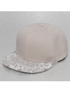 Decky USA Snapback Caps Bandanna harmaa