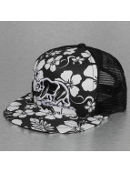 Decky USA Trucker Floral 5 Panel noir