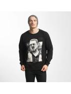 DEDICATED Pullover Walter schwarz
