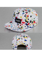 DEDICATED Snapback Drips blanc
