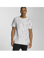 DEDICATED T-paidat Spray Drips valkoinen