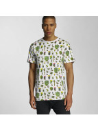 DEDICATED T-Shirt Cactus blanc