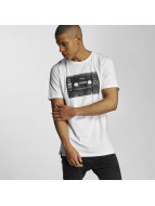 DEDICATED T-Shirt For Real Tape blanc