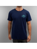 DEDICATED T-Shirt Good Vibes blue