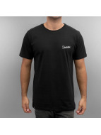 DEDICATED T-Shirt Stockholm Mountain Script schwarz