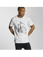 DEDICATED T-Shirt Sketch Bike weiß