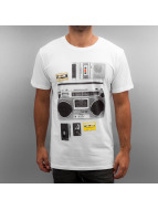 DEDICATED t-shirt Casette Playa wit