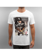 DEDICATED T-Shirts Ricky Powell Eazy beyaz