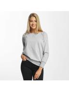 DEF Пуловер Poppy серый