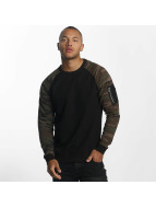 DEF Пуловер Matteo черный