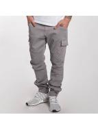 DEF Спортивные брюки Cargo серый