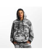 DEF Camo Hoody Grey Camouflage