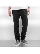 DEF Chino pants Basic Pants gray