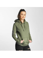 DEF Hoody Upper Arm Pocket olijfgroen