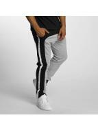 DEF Contrast Sweat Pants Grey Melange