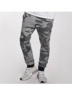 DEF Camo Sweatpants Antrazit Camouflage