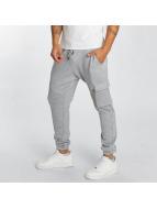 DEF Frame Sweat Pants Grey Melange
