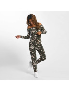 DEF Jumpsuit Overall mimetico