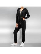 DEF Jumpsuit Basic schwarz