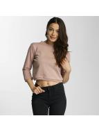 Lace-up Sweatshirt Rose...