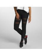 DEF Legging/Tregging Mesh black