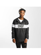 DEF Lightweight Jacket Makani black