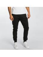 DEF Biker Sweatpants Black