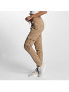 DEF Pantalone ginnico Greta marrone