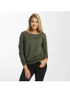 Poppy Sweatshirt Olive...