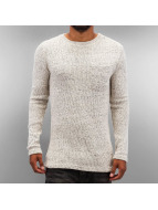 DEF Pullover Knit gris