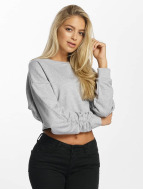DEF Pullover Belly gris