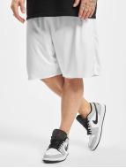 DEF Shorts Mesh blanc