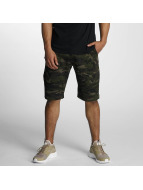 DEF shorts Sweat groen