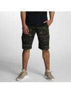 DEF Shorts Sweat vert