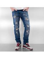 DEF Skinny Jeans Egino blå