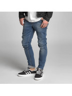 DEF Slim Fit Jeans Roy blau