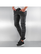 DEF Straight Fit Jeans Berlin grau