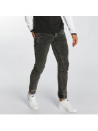 DEF Straight Fit Jeans Anthracite