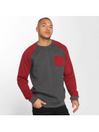 DEF Fred Sweat Shirt Anthracite Grey