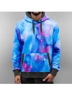 DEF Sweat capuche Galaxy multicolore