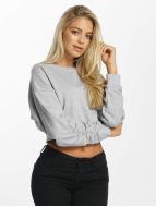DEF Belly Sweatshirt Grey Melange