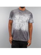 DEF T-Shirt Marble blanc