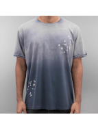 DEF T-Shirt Vegas blau