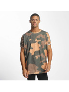 DEF T-Shirt Miguel Pablo Oversize camouflage