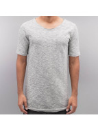 DEF T-Shirt Drop grau