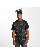 DEF T-Shirt Mountain gris